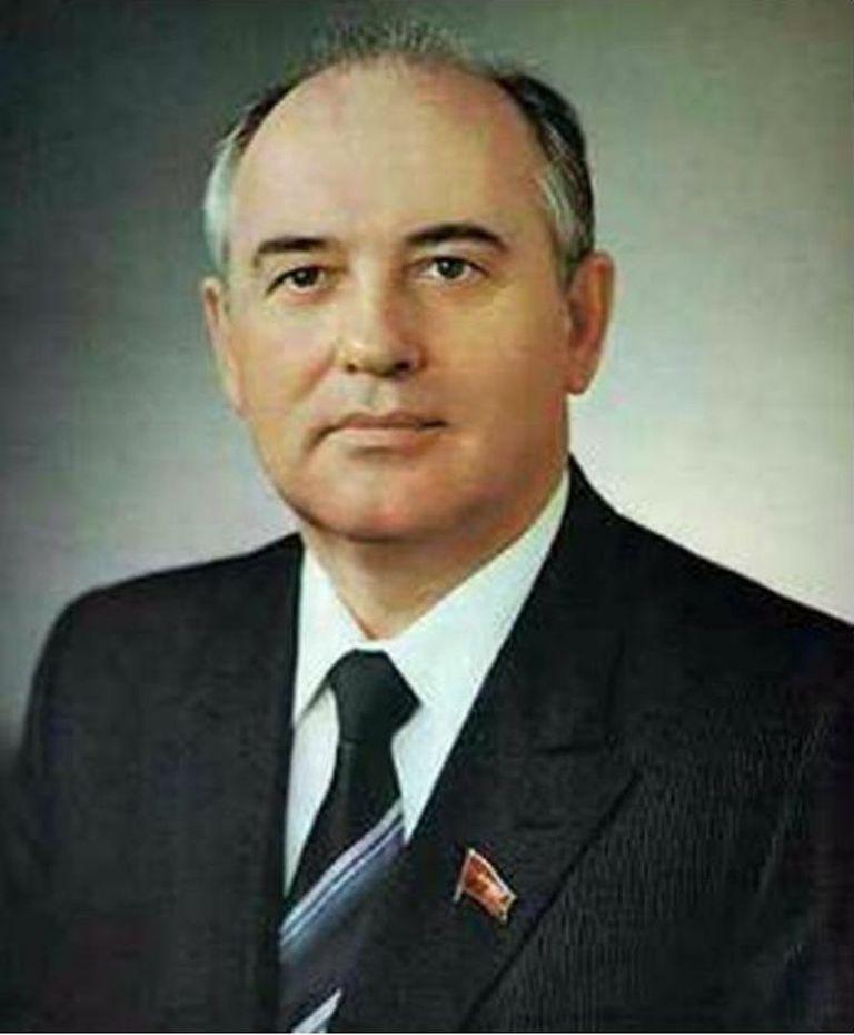 Официальным итогом встречи горбачева и рейгана стала мало к чему обязывающая торжественная декларация о